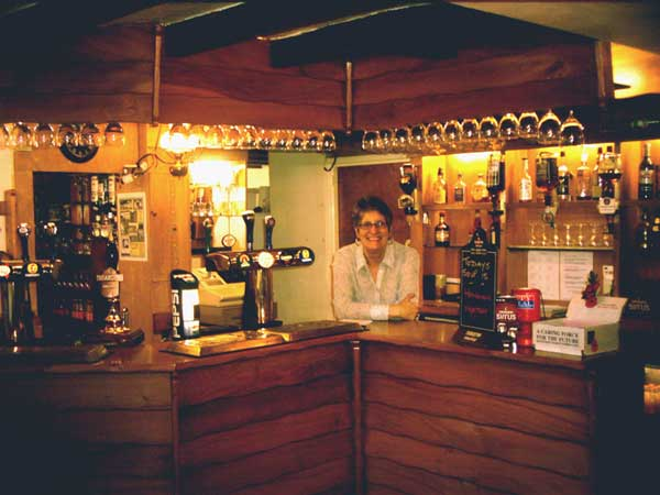Ann the Proprietor - Britannia Inn Hotel and Bed and Breakfast (B&B)